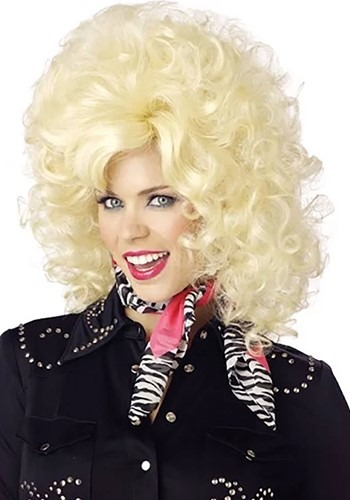 Dolly Parton Wig By: California Costume Collection for the 2015 Costume season.