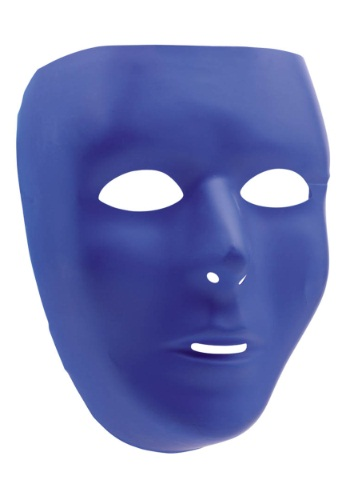 Blue Full Face Mask By: Amscan for the 2015 Costume season.