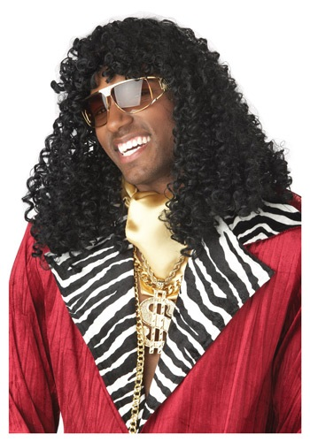 Rick James Wig By: California Costume Collection for the 2015 Costume season.