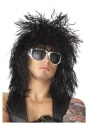 Black Rocker Dude Wig