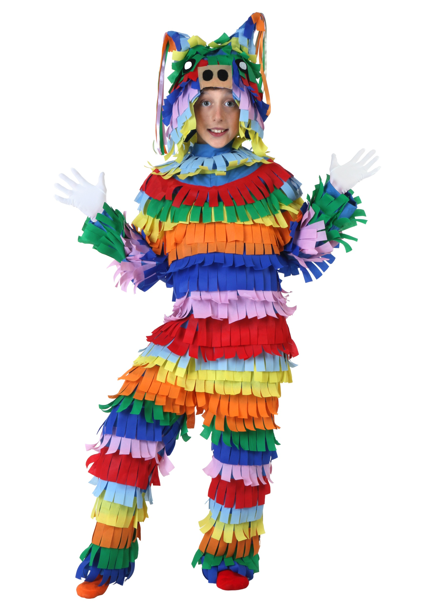 Pinata And Mexican Costume Child Pinata Costume