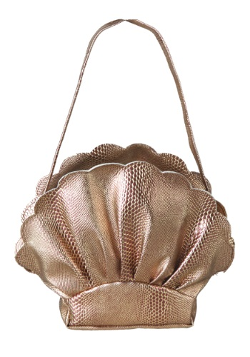 Sea Shell Purse By: Fun Costumes for the 2015 Costume season.