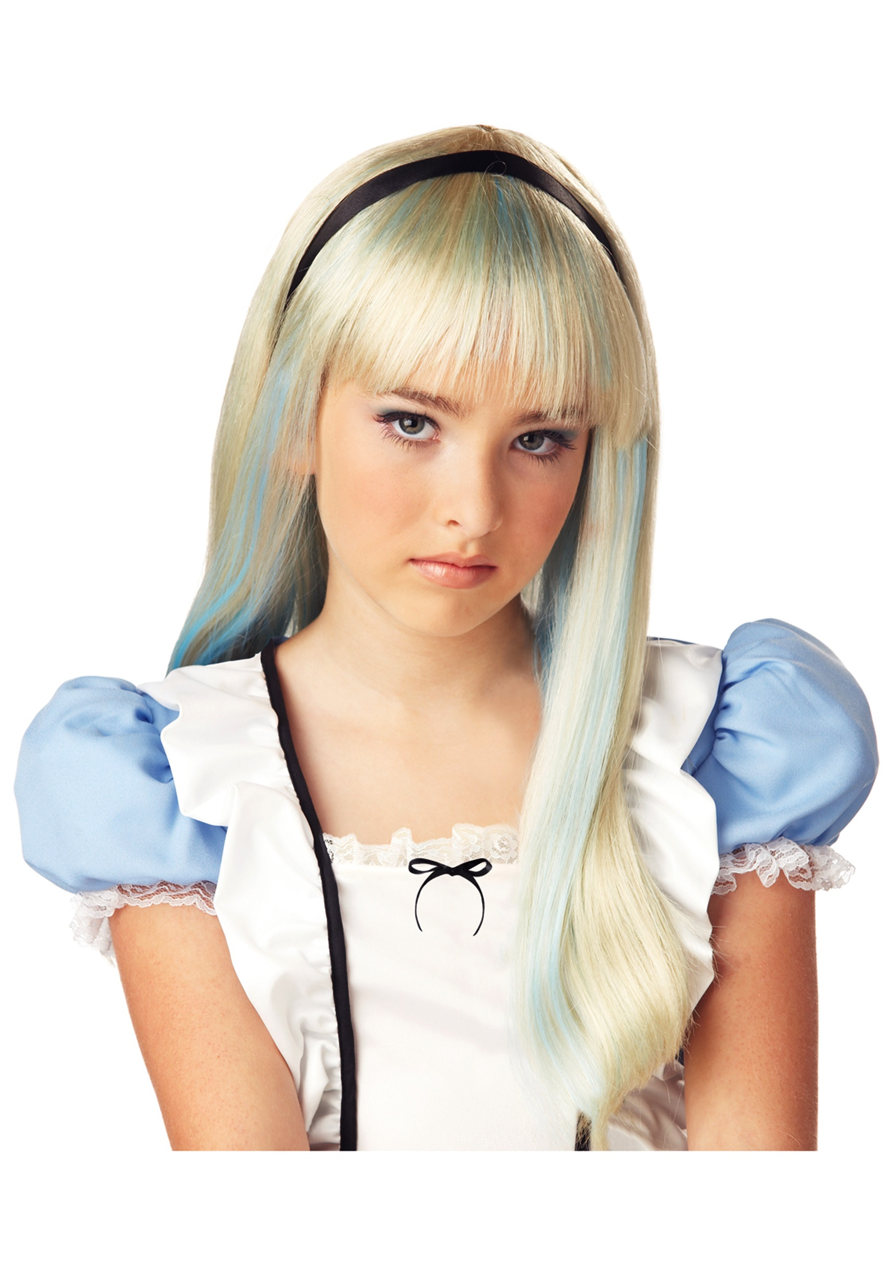 sc 1 st  Halloween Costumes & Alice Wig