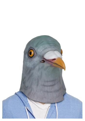 Click Here to buy Pigeon Mask from HalloweenCostumes, USA Funds & Shipping
