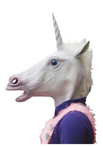 Magical Unicorn Mask By: Accoutrements for the 2015 Costume season.