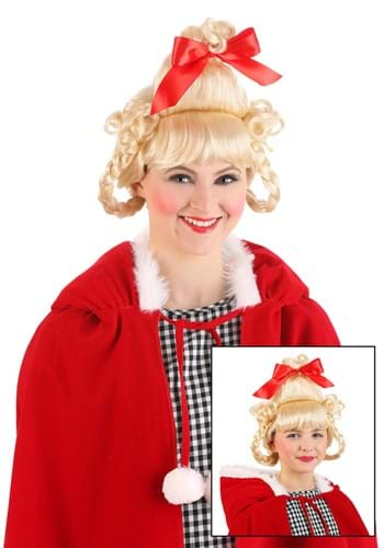 Christmas Girl Wig By: Fun Costumes for the 2015 Costume season.