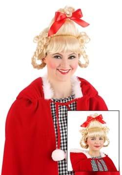Christmas Girl Wig update1