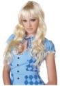 Blonde Wigs Costume Accessories