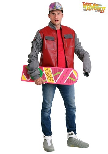 Back to the Future Marty McFly Jacket By: Seasons (HK) Ltd. for the 2015 Costume season.