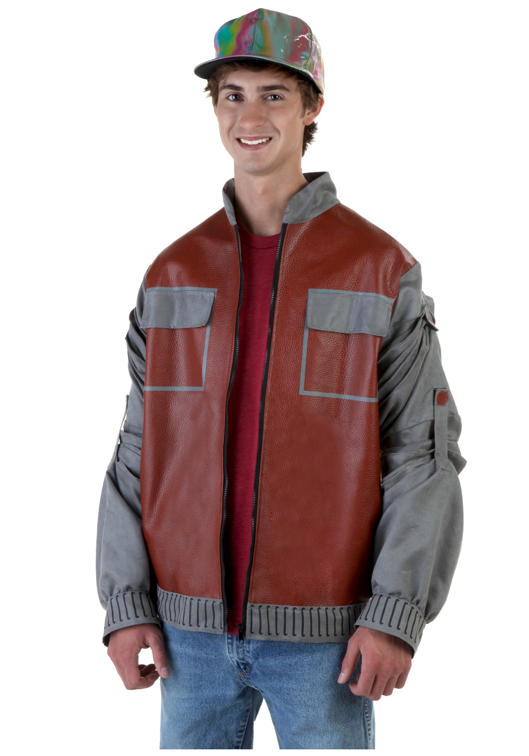 back to the future marty mcfly jacket. Black Bedroom Furniture Sets. Home Design Ideas