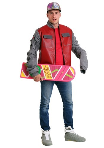 Back to the Future Marty McFly Jacket BTF2248AD