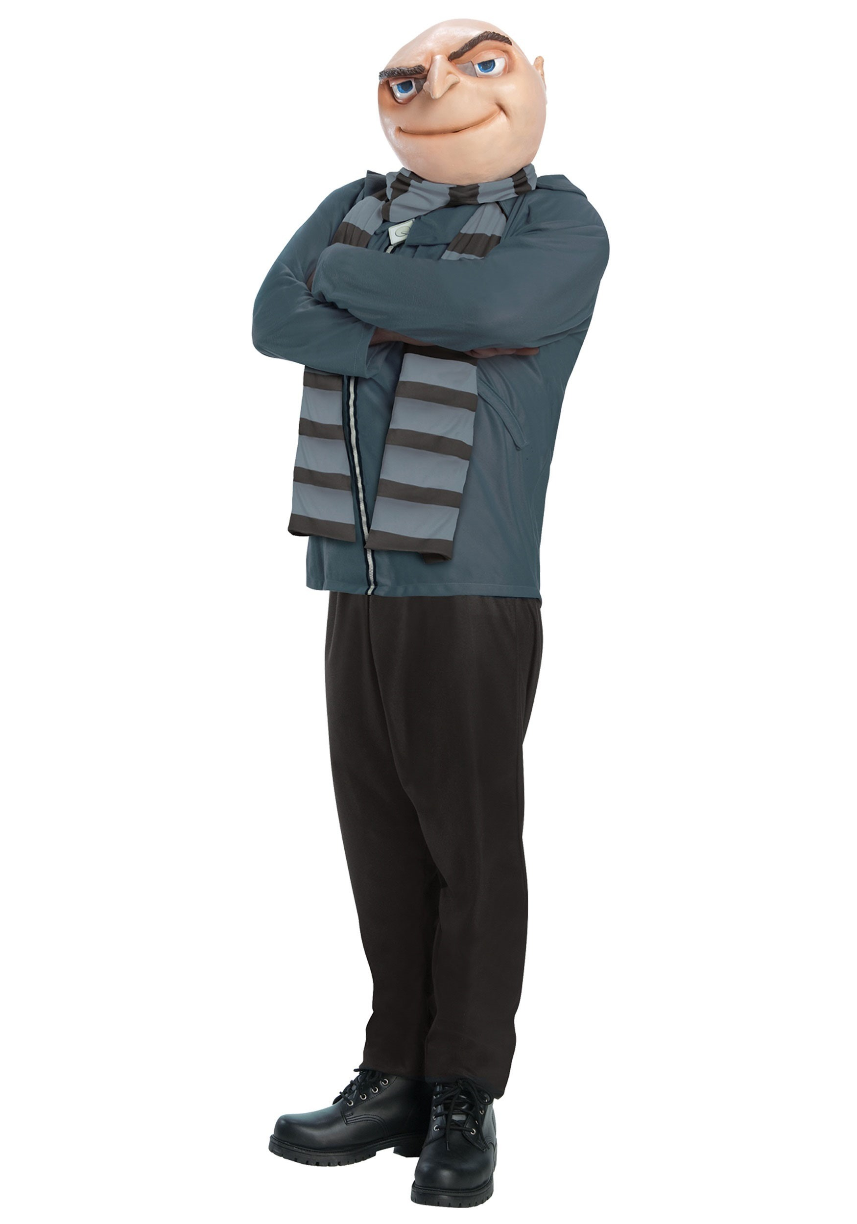 Adult gru costume for Espectaculo gru y sus minions
