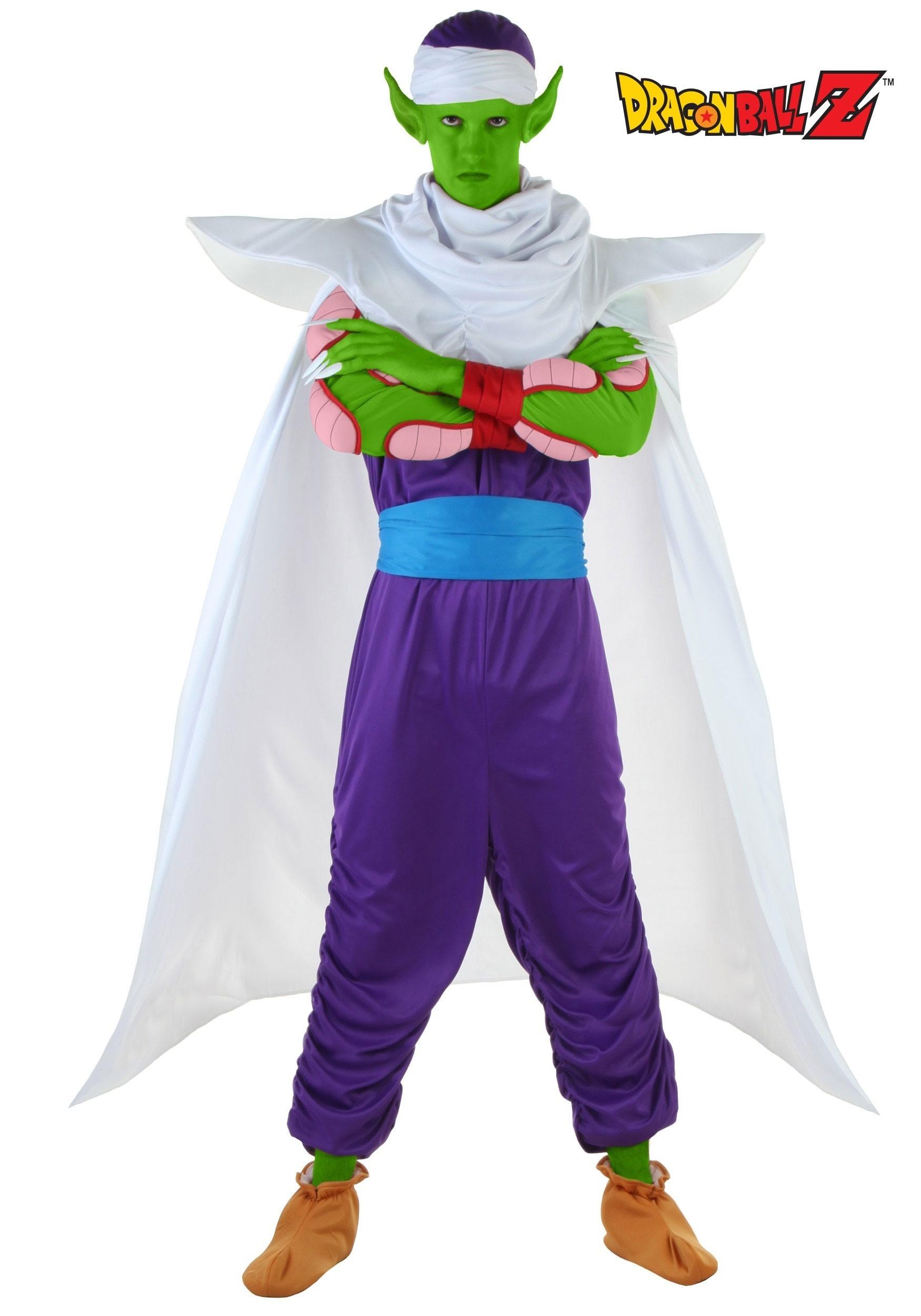 Dragon Ball Z Piccolo Costume