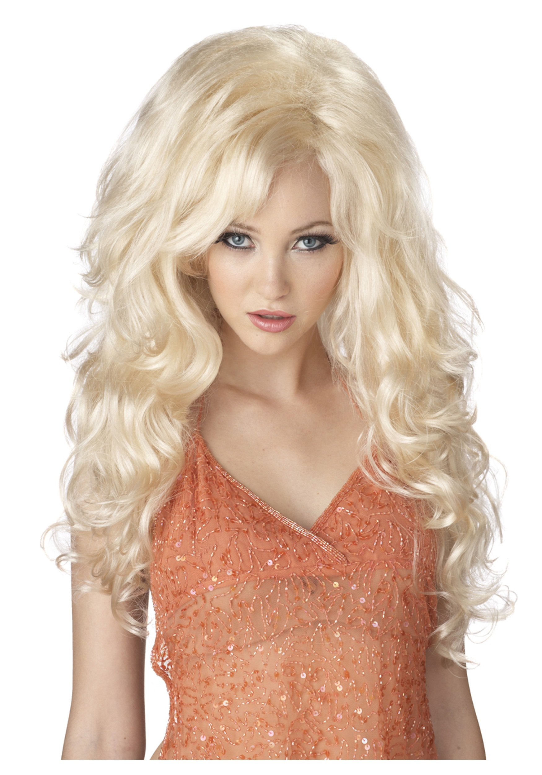 blonde bombshell wig - Halloween Costumes With Blonde Wig