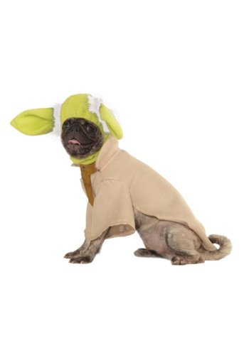 Yoda Pet Costume By: Rubies for the 2015 Costume season.