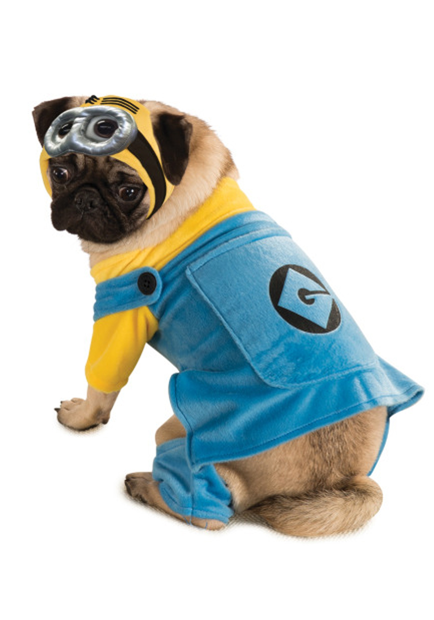 Minion pet costume for Minion clothespins