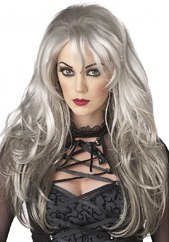 Grey Ombre Wigs Uk