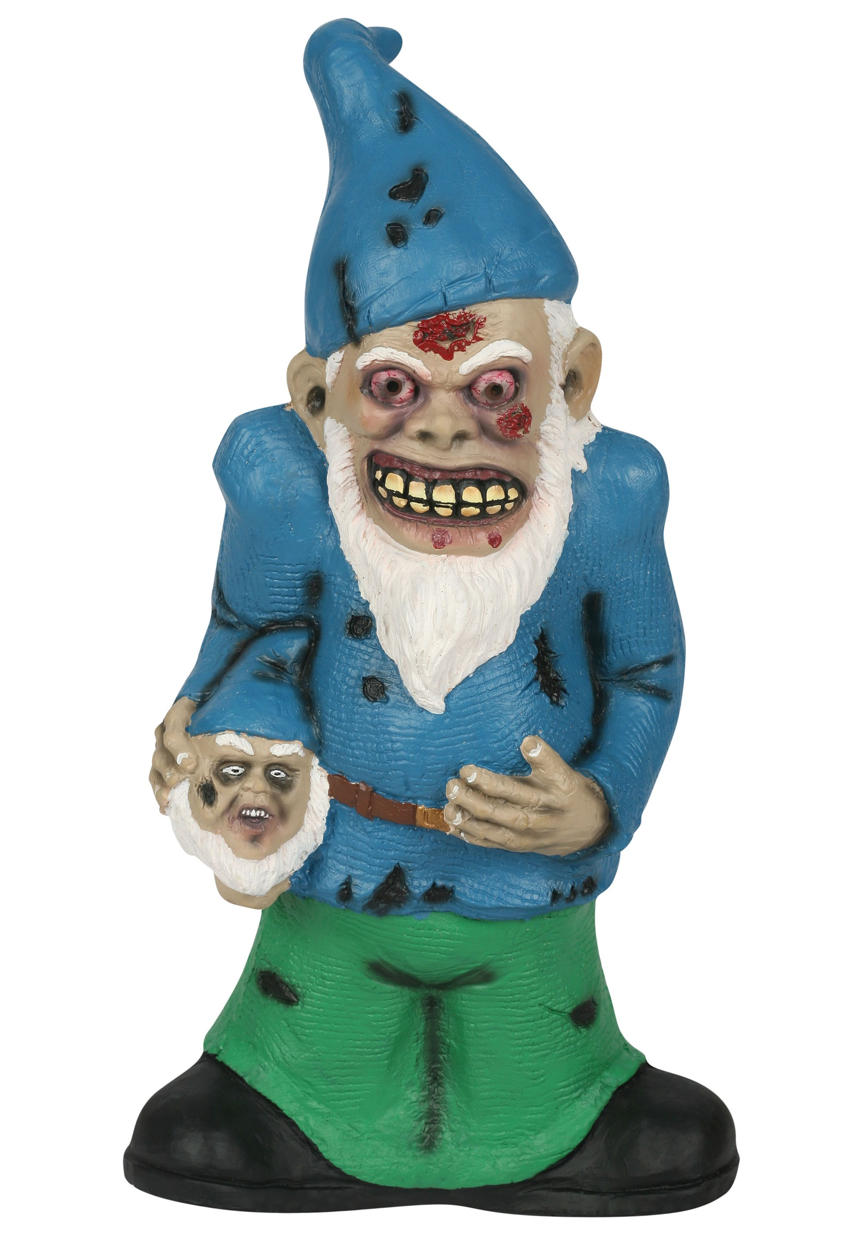 zombie yard gnome style a