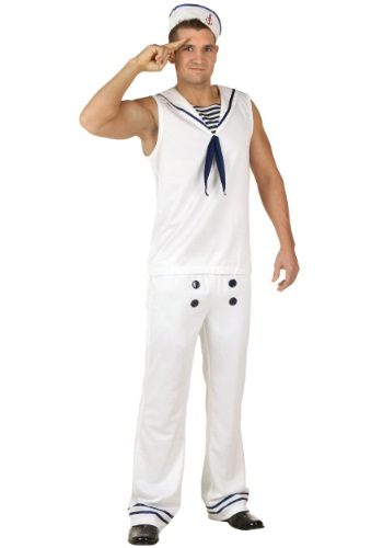 All Hands on Deck White Costume By: Lip Service for the 2015 Costume season.