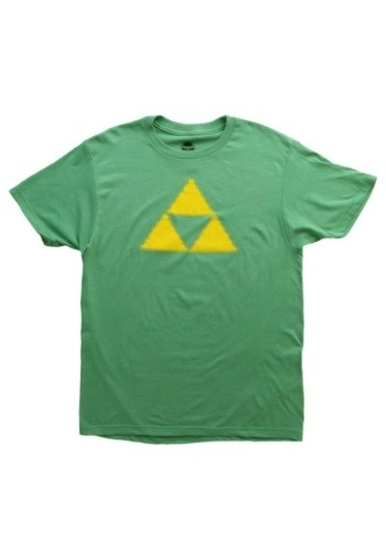 Zelda Wisdom Power Courage T-Shirt
