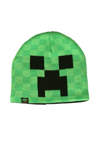 Image of Creeper Beanie