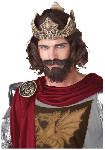 Medieval King Wig By: California Costume Collection for the 2015 Costume season.