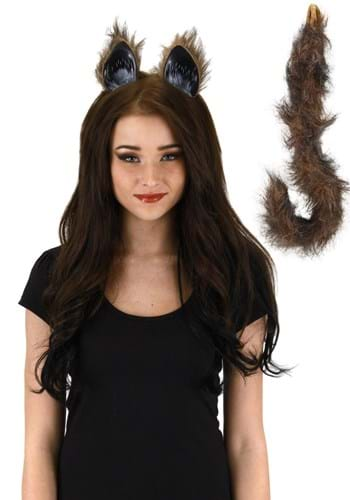 Fox Tail and Ears By: Elope for the 2015 Costume season.