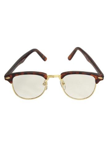 Mr. 50's Glasses Clear