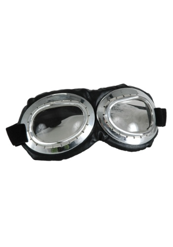 Aviator Goggles Silver By: Elope for the 2015 Costume season.