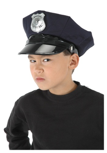 Kid's Police Hat By: Elope for the 2015 Costume season.