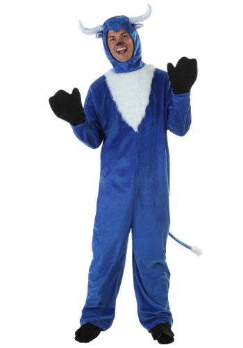Adult Blue Ox Costume