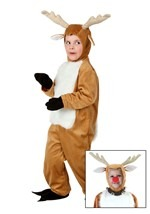 Toddler Deer Costume