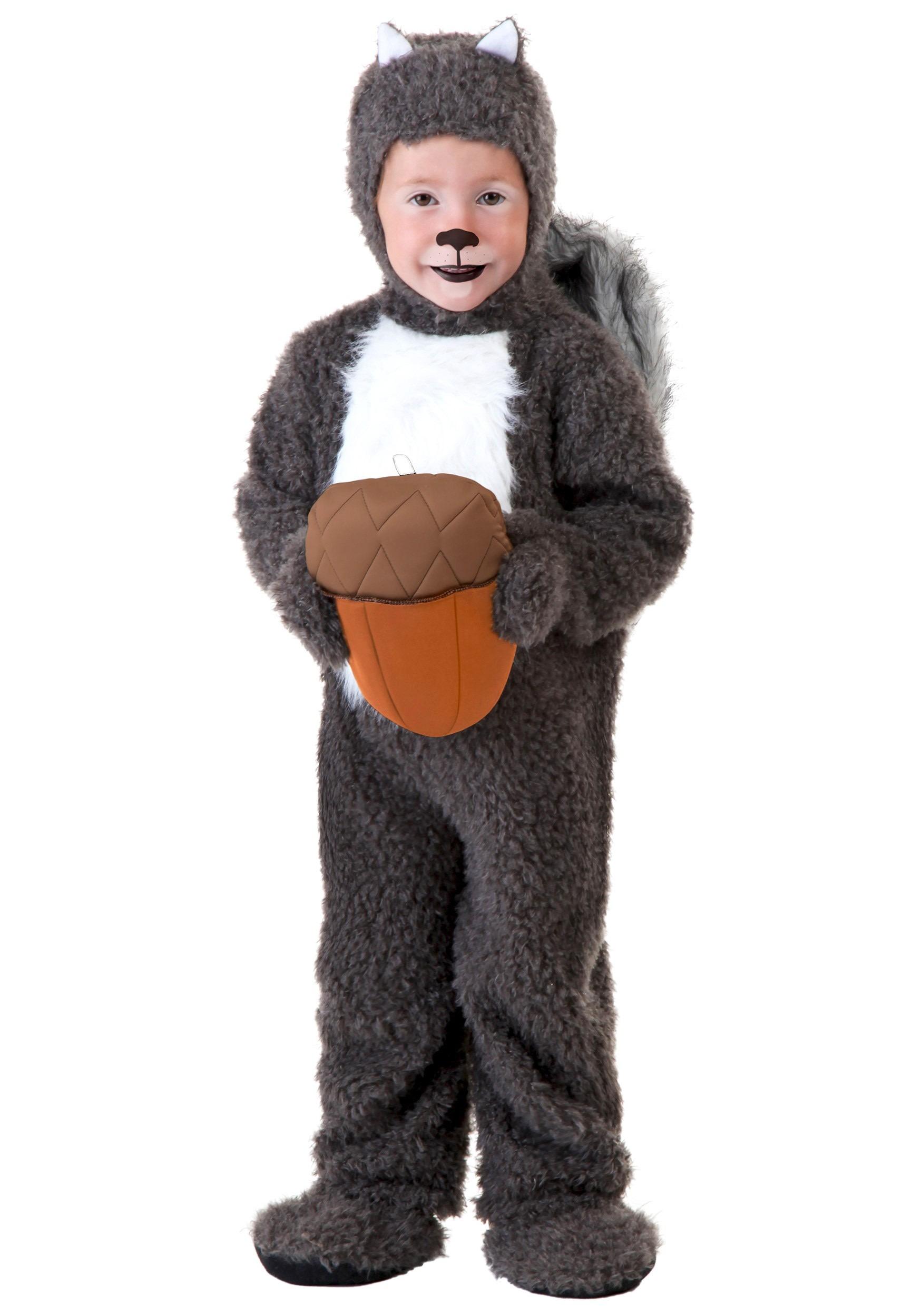 Child Squirrel Costume