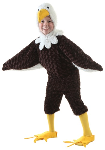 Click Here to buy Kids Eagle Costume from HalloweenCostumes, USA Funds & Shipping