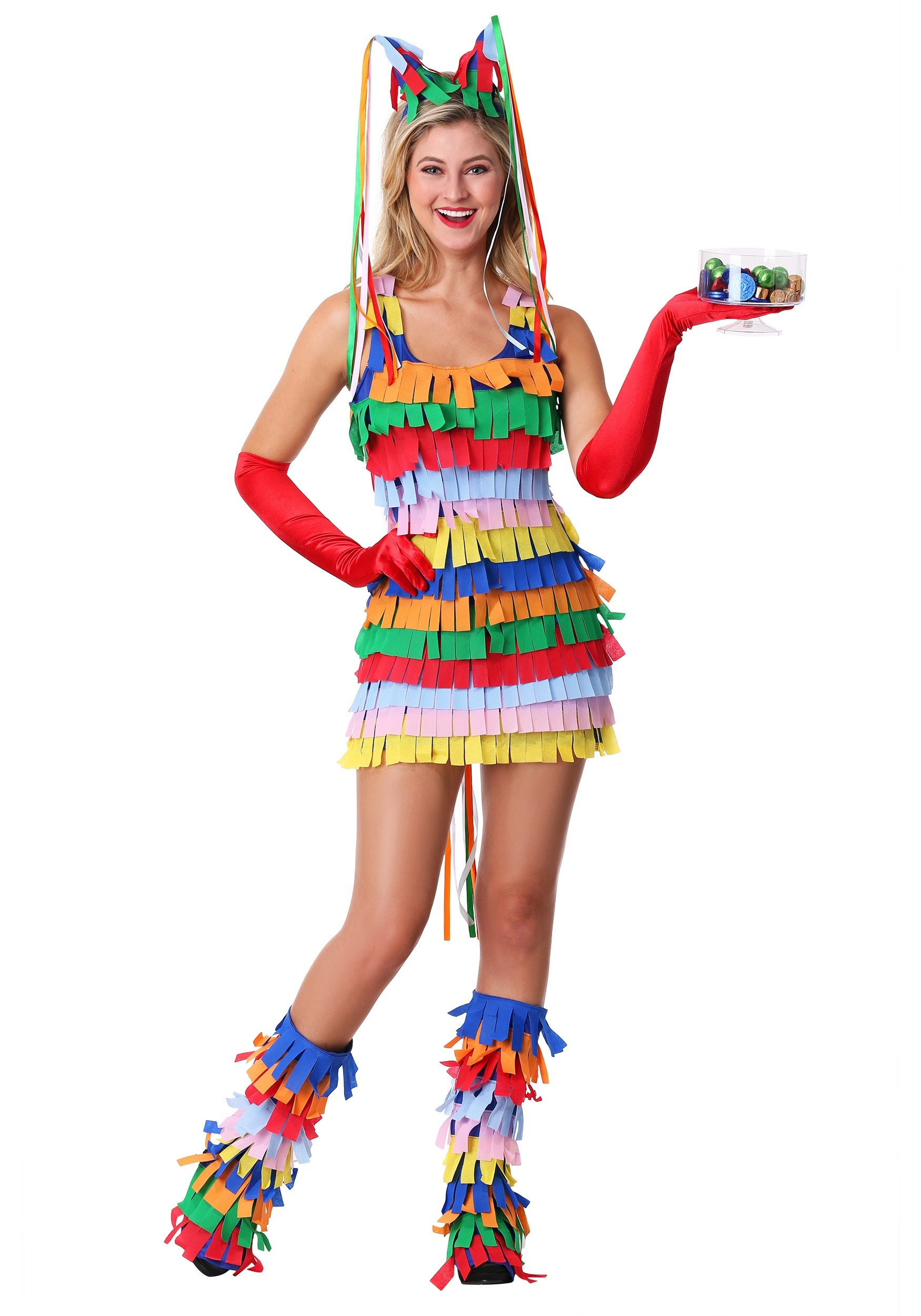 Pinata And Mexican Costume Sexy Pinata Costume