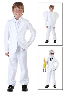 Child White Suit Costume Update Main