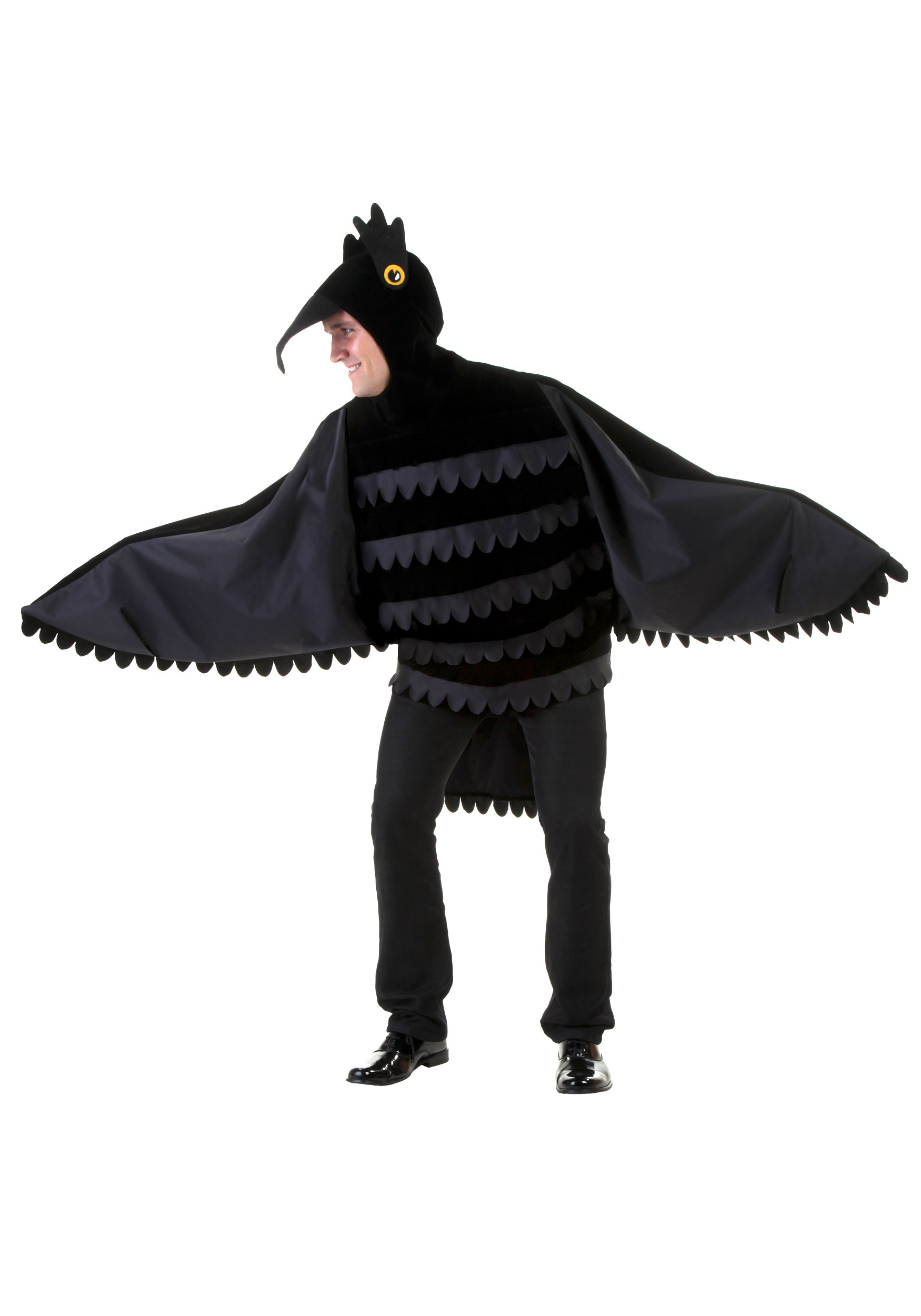 Adult Ravencrow Costume-6351