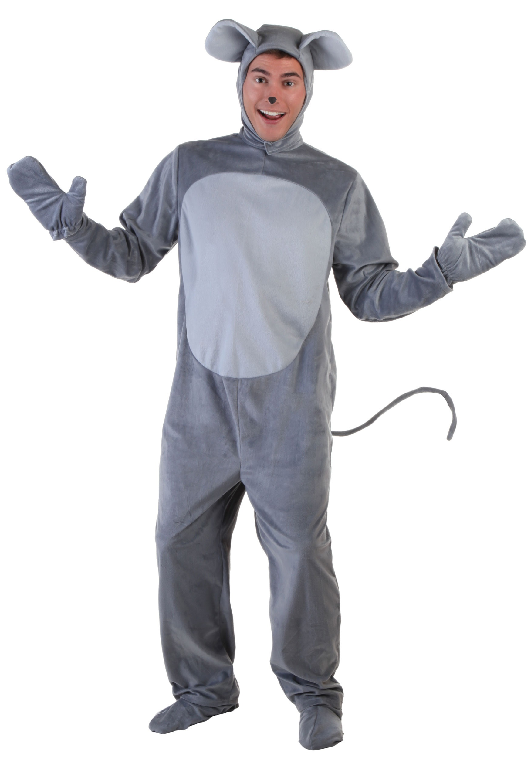 Adult Mouse Costume - Suit Halloween Costumes