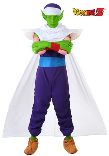 Dragon Ball Z Child Piccolo Costume Front