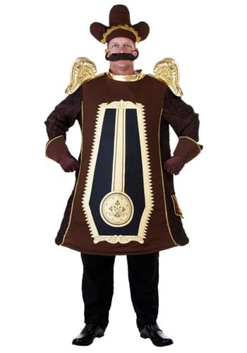 Click Here to buy Adult Clock Costume from HalloweenCostumes, CDN Funds