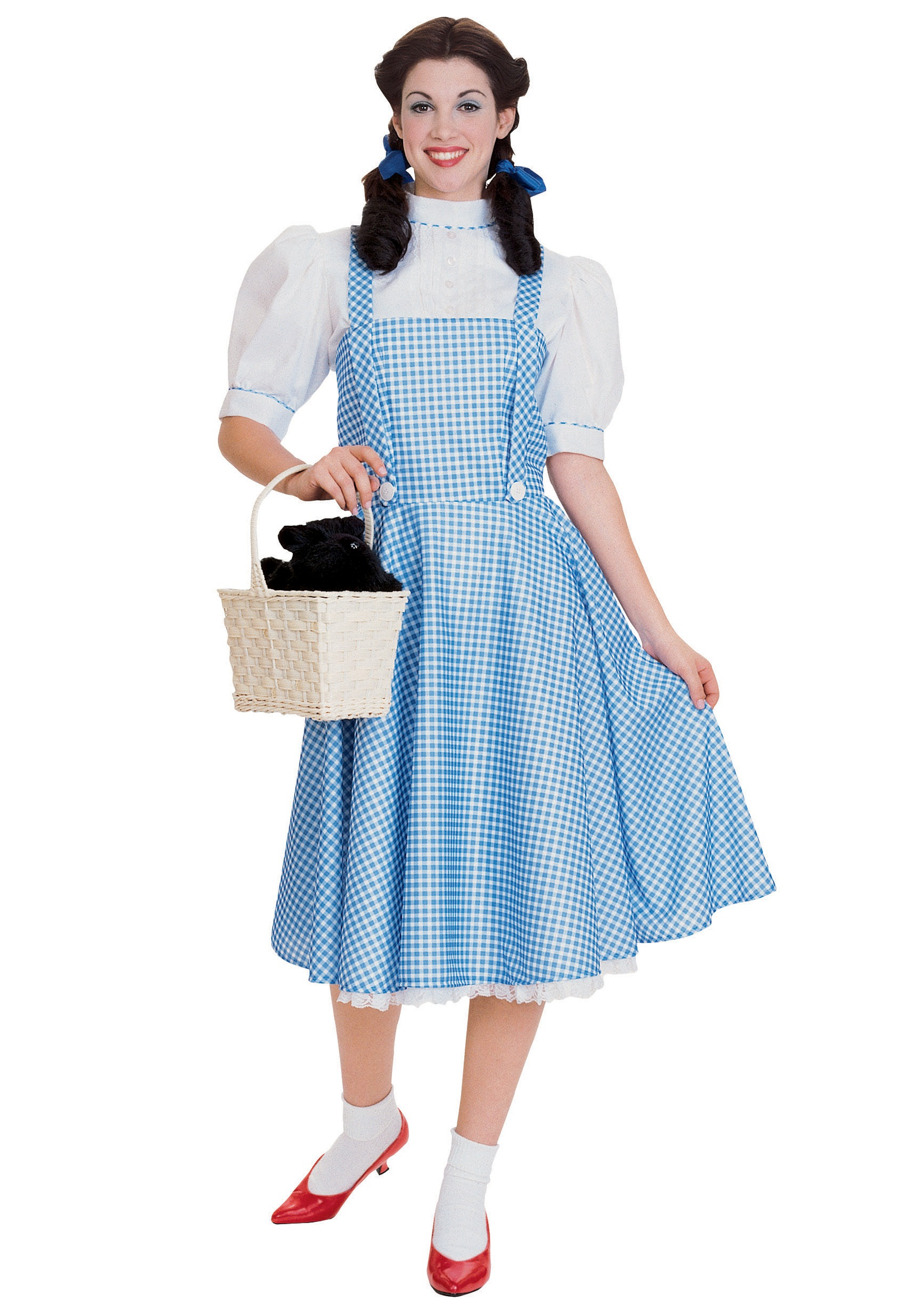 Dorothy Wizard of oz Costume Makeup images