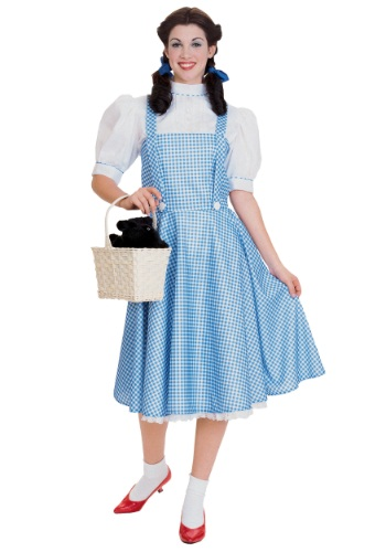 Grand Heritage Dorothy Costume By: Rubies for the 2015 Costume season.