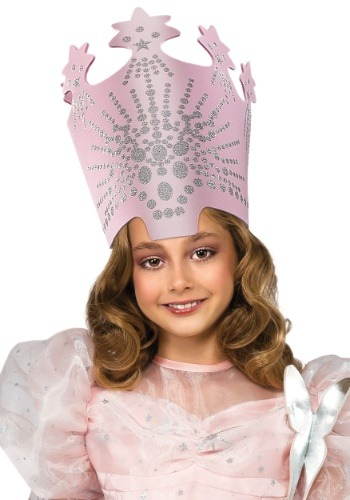 Glinda the Good Witch Crown for Kids