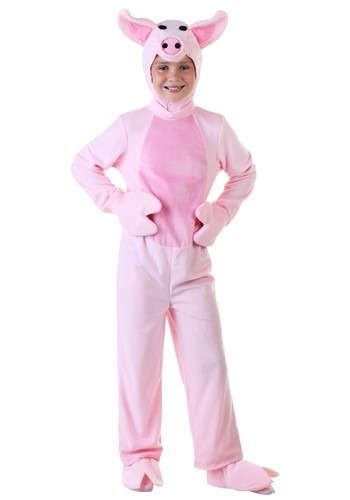 Click Here to buy Kids Pig Costume from HalloweenCostumes, USA Funds & Shipping