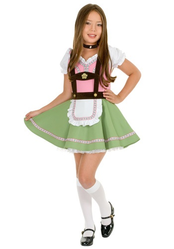 Swiss Alps Girl Costume By: Charades for the 2015 Costume season.