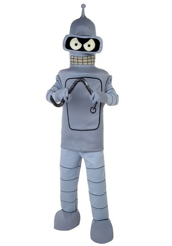 Click Here to buy Teen Bender Costume from HalloweenCostumes, USA Funds & Shipping