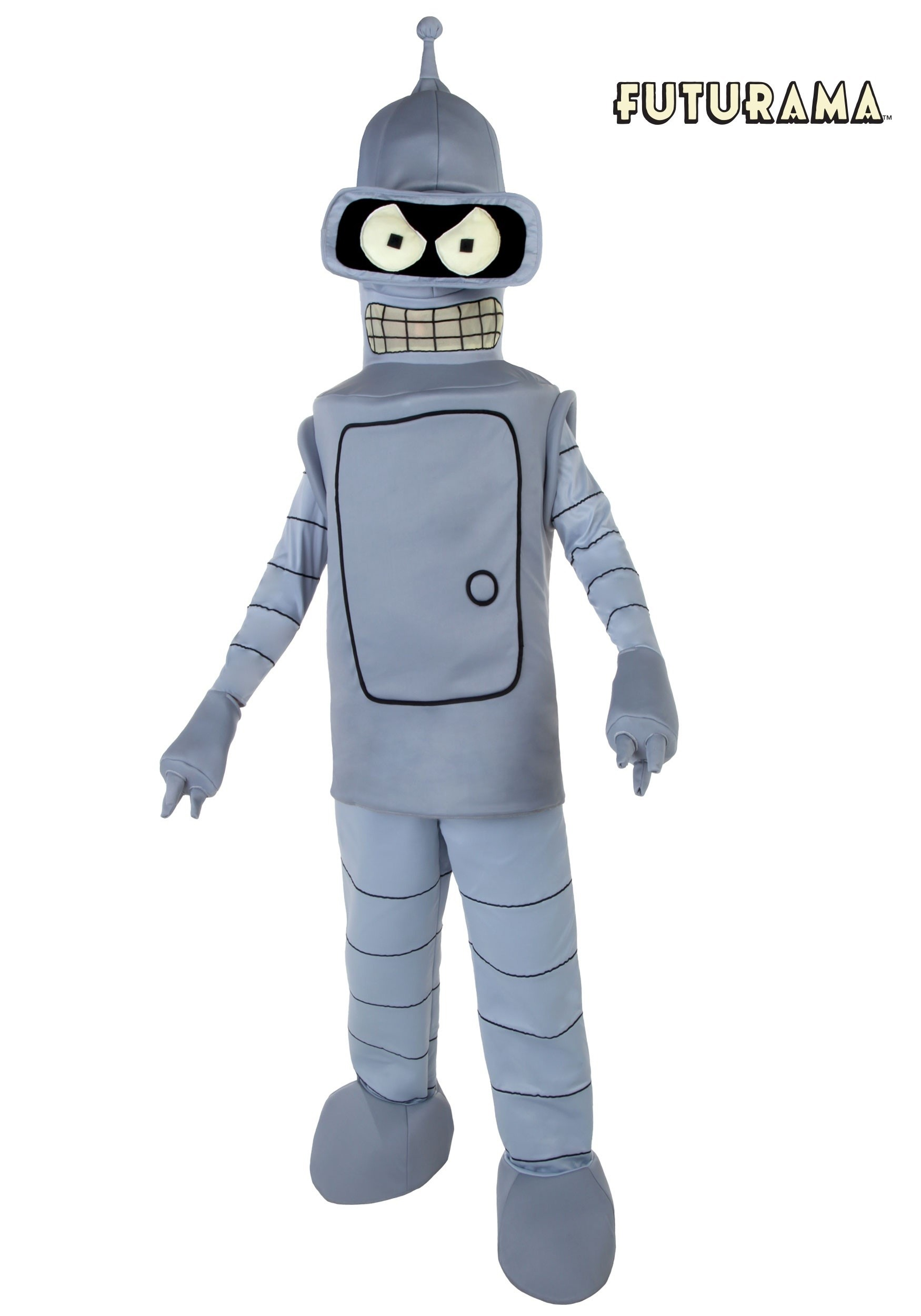 Child Bender Costume  sc 1 st  Halloween Costumes & Robot Costumes u0026 Cyborg Masks - HalloweenCostumes.com