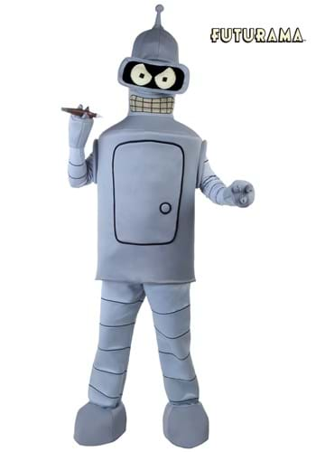 Adult Bender Costume By: Bayi Co. for the 2015 Costume season.