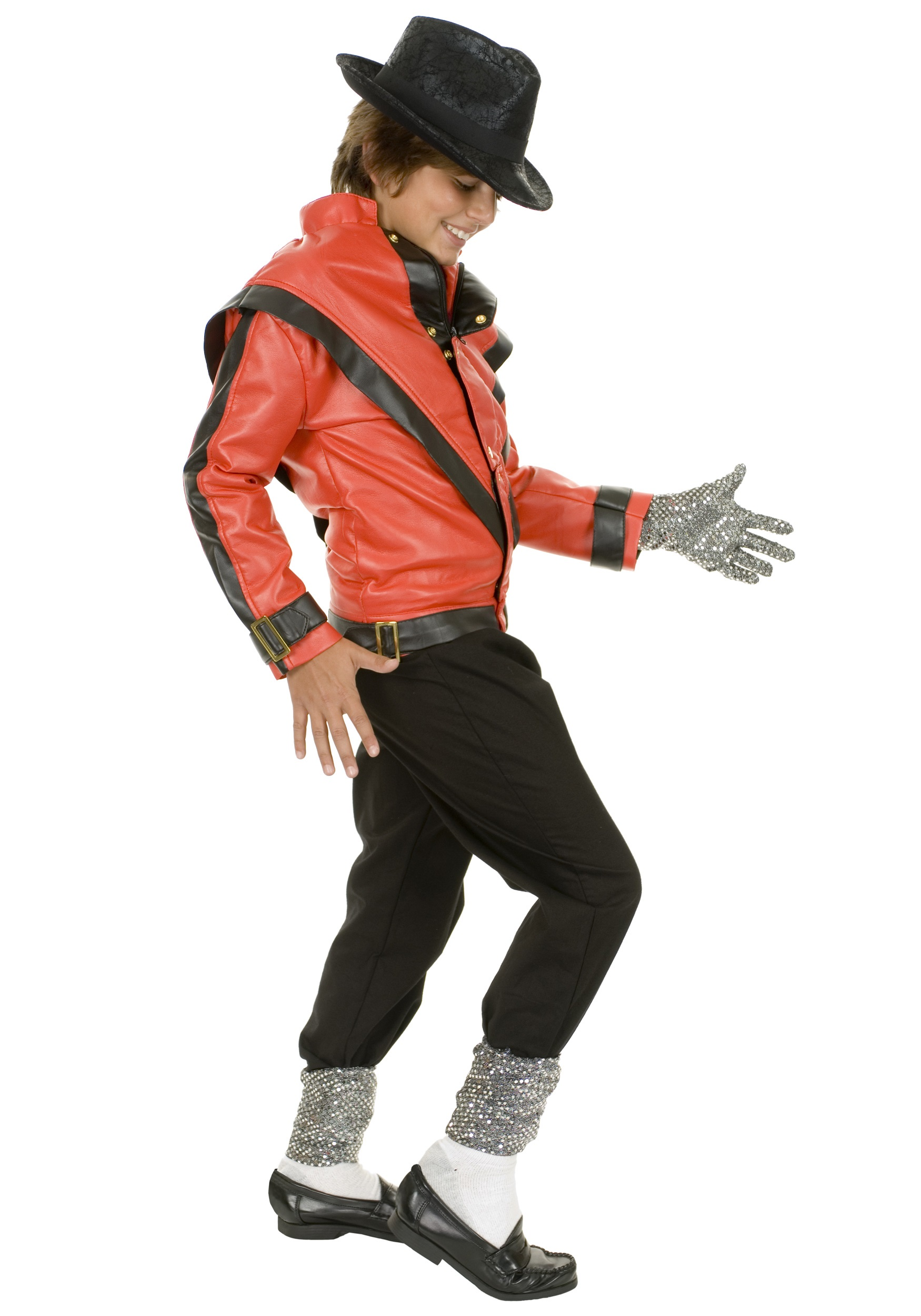 Kids Michael Jackson Thriller Jacket  sc 1 st  Halloween Costumes : famous rock star costumes  - Germanpascual.Com