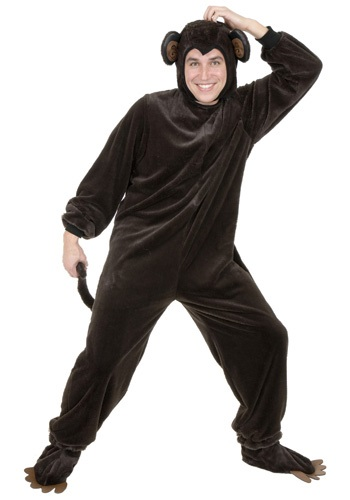 Adult Mischievous Monkey Costume